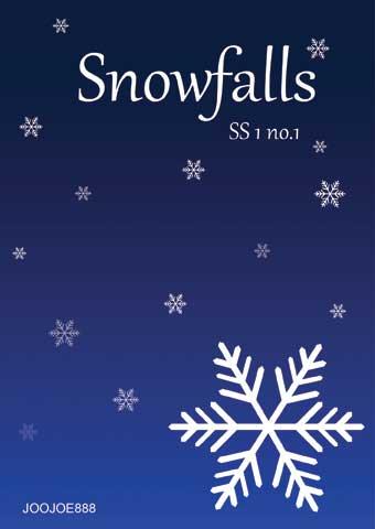 SNOWFALLS คุณหนูตัวร้ายกับคุณชายร้อนรัก